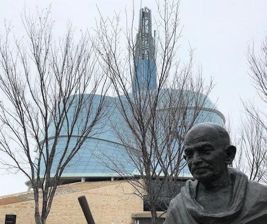 カナダ人権博物館