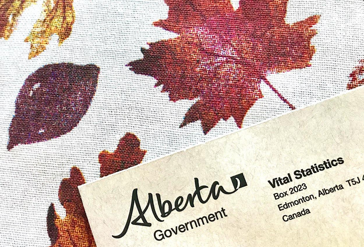 カナダ 子どもの出生証明書申請方法