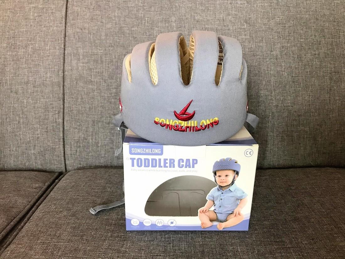 IULONEEのベビーヘルメット