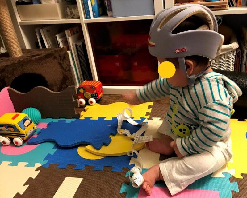 IULONEE赤ちゃん用ヘルメットレビュー